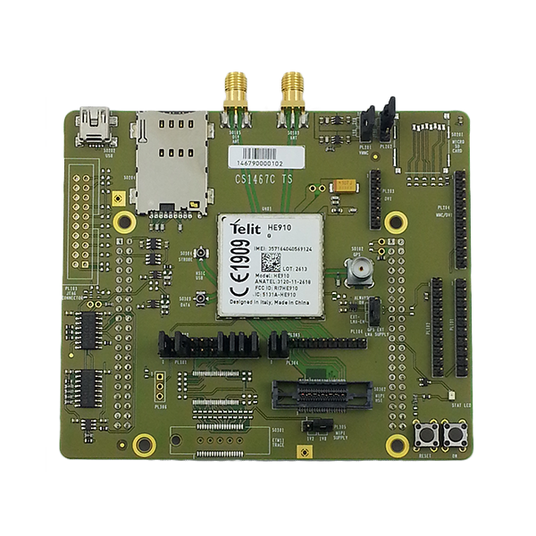 Telit HE910 Series Interface Board - DCS MARKETP